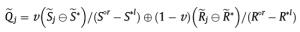 فرمول چهارم ویکور فازی