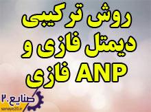 روش دیمتل فازی و ANP فازی
