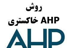 روش AHP خاکستری فاصله ای