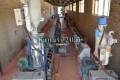 پروژه کارآموزی مهندسی صنایع پلی اتیلن