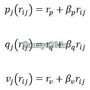 آستانه p و q و v روش الکتره
