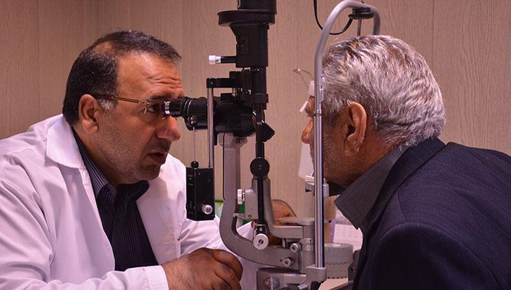 خدمات چشم پزشکی