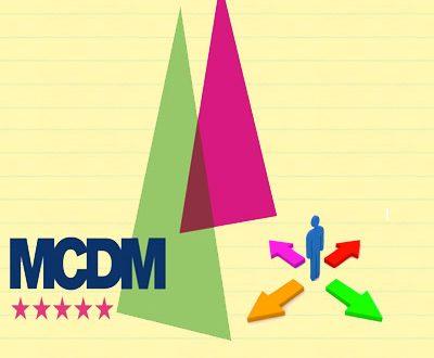 پروژه تصمیم گیری چندمعیاره MCDM